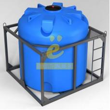 Емкость для воды TR 5000 в обрешетке