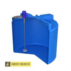 Емкость TR 3000 литров с турбинной мешалкой