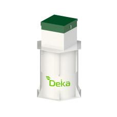 Септик БиоДека-15 C-1500