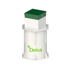 Септик БиоДека-20 П-1500