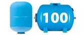 Мембранные баки 100 литров