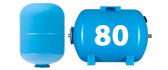 Мембранные баки 80 литров