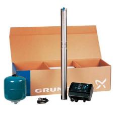 Скважинный насос  GRUNDFOS SQE 2 - 115 Комплект для поддержания постоянного давления